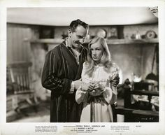 Veronica Lake Fredric March in Married a Witch (1942)