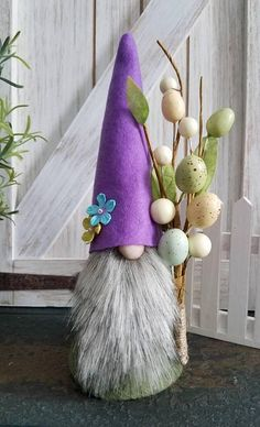 Check out this item in my Etsy shop https://www.etsy.com/listing/580724738/easter-gnome-nisse-nordic-tomte