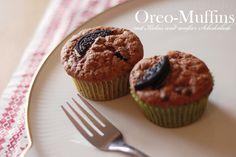 Oreo-Muffins, sooo fluffig!