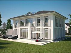 Entwurf 130V von Arge Haus Außenansicht