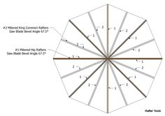 Rafter Tools For Android Apps Calculator Octagon Roof Framing Butt Method
