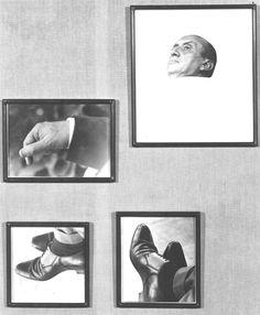 Marcel Broodthaers A Marcel Lecomte (1967)