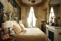 Bedrooms Of The Highest Calibre   By World-Renowned American Interior Designer Timothy Corrigan