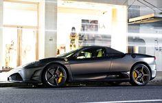 Ferrari 458 Italia Spyder #auto #exotics