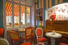 6 σοκολατερί στην Αθήνα που θυμίζουν... Παρίσι! Για αχνιστές σοκολάτες σε ζεστούς χώρους | BOVARY