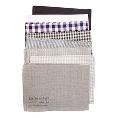 Linen Kitchen Cloths