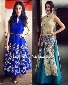 amrya dastur Bridal Outfits, Dress Outfits, Fashion Outfits, Asian Party  Wear, Indian d0a737ef7099