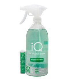 iQ All Purpose Cleaner, $5.50,