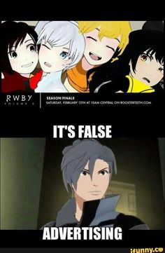 awesome rwby - iFunny :)