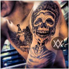Art collective tattoo Almelo