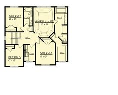 Plan 73302HS: Awesome Open Floor Plan