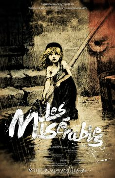 Theatre Poster from Les Miserables