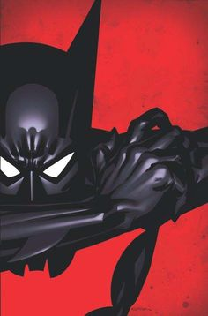 Batman Beyond #1 by Ryan Sook *