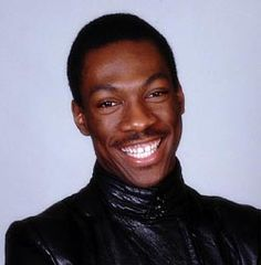 Eddie Murphy..for me always the Beverly Hills Cop..and the donkey in Shrek!