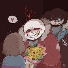 Welcome to hell Another Sans.