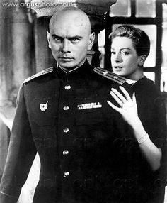 Yul Brynner and Deborah Kerr - The Journey wallpaper containing a special forces in The Yul Brynner Club