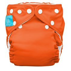 Charlie Banana One-Size Pocket Cloth Diaper in Orange : http://www.naturebumz.com/charlie-banana-one-size-pocket-diaper-orange.html