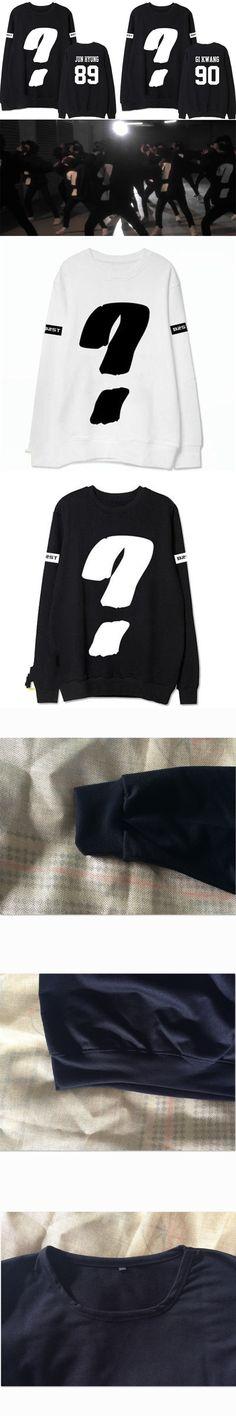 KPOP Hoodies BEAST B2ST Beauty Gi Kwang Album 2016 Winter Warm Cotton Coat Long Sleeve Outwear Sweatshirts k-pop k pop top