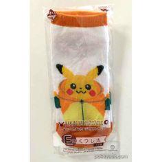 Pokemon Center 2015 Pikachu Charizard Nebukuro Adult Women Socks Lottery Prize NOT SOLD IN STORES