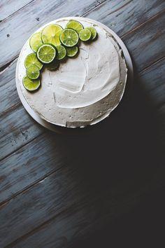 Margarita Cake | Hon
