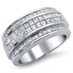 60 Breathtaking & Marvelous Diamond Wedding bands for Him & Her ... Mens Diamond Wedding Bands Cheap └▶ └▶ http://www.pouted.com/?p=32653