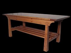 Coffee Table - Reader's Gallery - Fine Woodworking