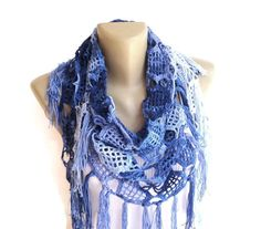 blue women scarf crochet scarf Summer scarves COTTON spring fashion beach fashion cover up pareo for her for mom senoaccessory cotton - mercerized - scarves , spring scarves * fashion women scarf !!! * bridemaids gifts * bridal shawl wrap pareo perfect for beach and the summer fashion