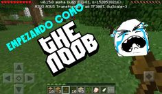 Gameplay | Minecraft PE 0.15.0 | Empezando como un NOOB | SamuelGamer | ...