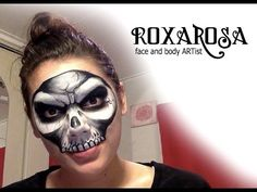 This is a video that will show you how to make a scary skull face paint. Use the techniques given in the tutorial and create your own design! Change colors, ...