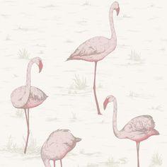 Flamingos sur Au Fil des Couleurs