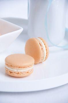Sweet Boake | Baking Blog : Creamsicle Macarons (Recipe)