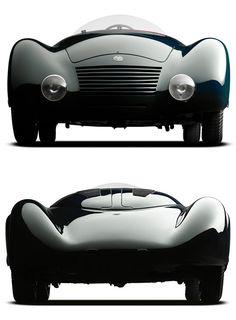 1935 Alfa Romeo 6C 2300 Aerodynamica Spider