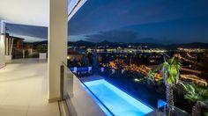 Immobilien Mallorca : Meerblick bei Nacht , ein traumhaftes Panorama ! http://www.casanova-immobilien-mallorca.com/de/suchergebnis/241614/1