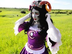 Homestuck Cosplay. THIS ARADIA IS MY ROLE MODEL.