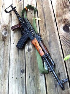 Polish under folder build with Romanian barrel