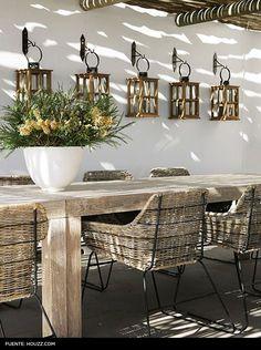 4 Terrazas para decorar tu verano | Dco Saga Falabella