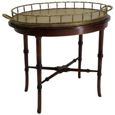 Reasonable Victorian Griffin Library Table By R.j Horner #7473 1800-1899