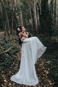 Real Wedding – Rachel + James