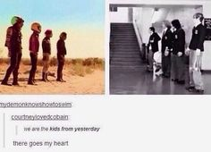 I'm not crying I just have a little March 22 in my eye