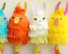 Llama balloon craft: Make with these lovely llamas! - Llama balloon craft: Make with these lovely llamas! Llama balloon craft: Make with these lovely printable llama at home! Diy Party Crafts, Birthday Crafts, Craft Party, Birthday Party Decorations, 1st Birthday Parties, 9th Birthday, Alpacas, Crafts For Girls, Crafts To Make