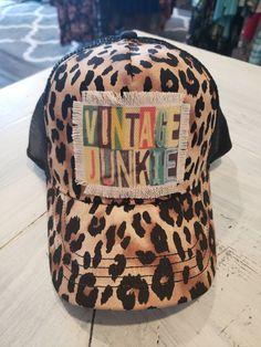 d3cf150cc15 Vintage Junkie Leopard Print Hat  fashion  clothing  shoes  accessories   womensaccessories  hats (ebay link). Chris Patino