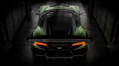 Aston Martin Vulcan revealed with 7.0L V12, more than 800 hp