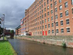 Image result for victorian manchester warehouse doors Spinning Frame, New Mills, Saint Peter Square, Engine House, Cotton Mill, Salford, York Street, Reinforced Concrete, Manchester