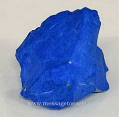 "This blue stone discovered in 1990 is one of many called ""Skystones"" by the native people of Sierra Leone, West Africa.According to geologist and archaeologist, Angelo Pitoni they are always found in soil layers dating to at least 12000 BC.Tests performed at laboratories worldwide concluded the blue ""stone"" is not a natural rock but an artificially colored composite (like concrete). So, since the ""stone"" had to be man made, what unknown civilization created it and why?"
