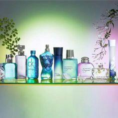 Soft summer fragrances