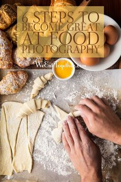 I want to share with you 6 steps that I took from the very beginning of my journey to advance my food photography and if you're just starting out or feel a bit stuck, maybe these steps will help give you some direction, like they did for me.