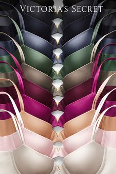 A rainbow of possibilities via Sexy Illusions. | Victoria's Secret