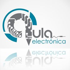Logo para Aula Electrónica diseñado por Jesus Marcano