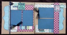 "Www.teamanthology.com #scrapbook Follow pinner Sunny Kohler for more scrapbook inspiration! Lisa Bearnson new scrapbooking line! #scrapbookkits #scrapbooklayouts #lisabearnson #teamanthology #layouts #papercrafting #scrapbooking #creative #memorypreserving also follow on Facebook ""anthology advisor"" get more tips and ideas!"