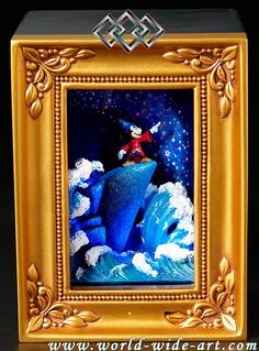 Disney Parks NBC Jack /& Sally Embrace Gallery of Light Olszewski New in Box